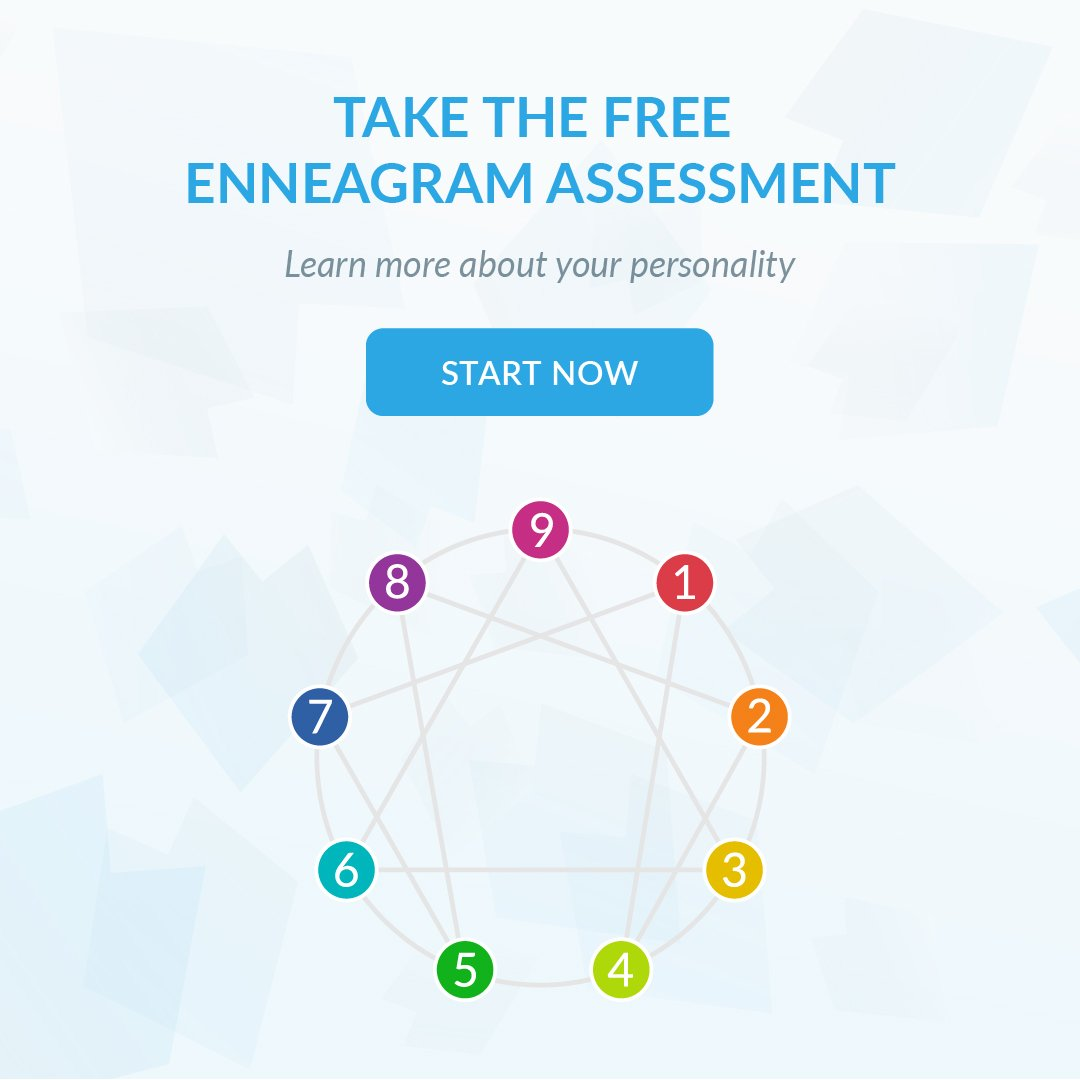Free Enneagram Assessment via Forward Steps